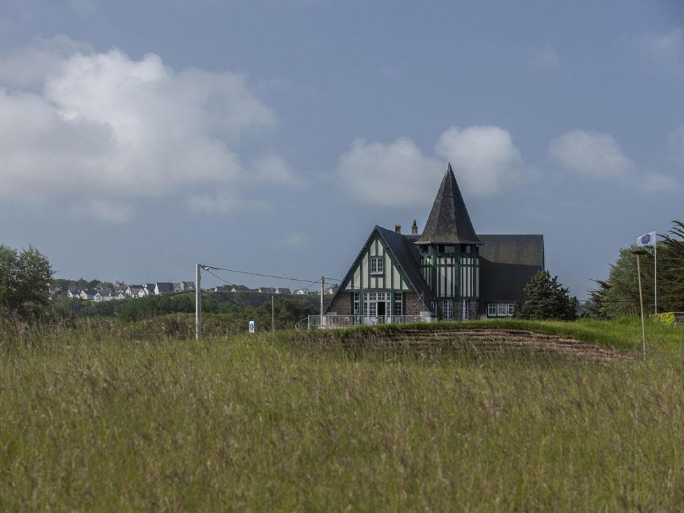 golf club de granville br ville sur mer. Black Bedroom Furniture Sets. Home Design Ideas