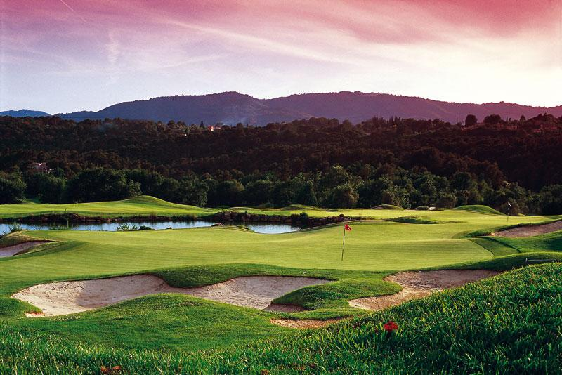photo 2 golf royal mougins golf club