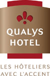 hotels chaine Qualys Cellettes