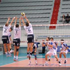 evenement toulouse lyon - montpellier, volley-ball, ligue a masculin