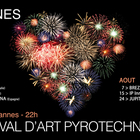 evenement cannes festival d'art pyrotechnique de cannes
