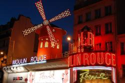 Le cabaret du moulin rouge