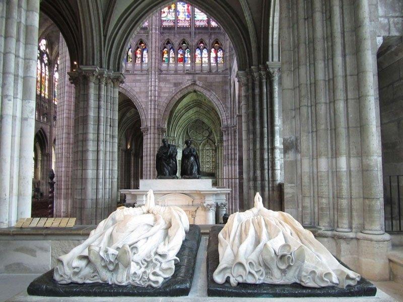 Basilique Saint Denis N 233 Cropole Des Rois De France Saint