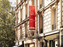 Five Boutique Hotel Paris Quartier Latin : Hotel Paris 5