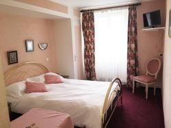 Hotel Le Rocher Blanc