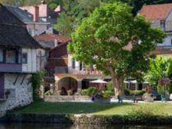 Hotel Les flots bleus Beaulieu-sur-Dordogne
