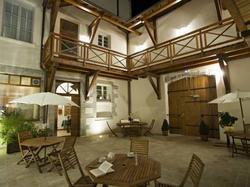 Hotel Charles Sander Salins-les-Bains