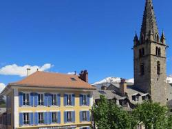Le Grand Hotel Barcelonnette