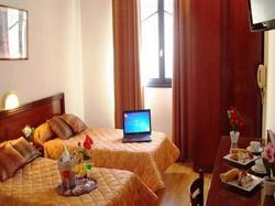 Hôtel Angelic-Myriam Lourdes