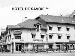 Hôtel De Savoie Albertville