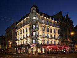 Mercure Lyon Centre Brotteaux Hotel Lyon
