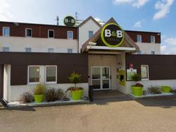Hotel B&B Hôtel STRASBOURG Sud Ostwald Ostwald