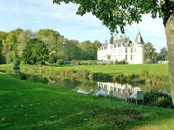 Chateau Daugerville Augerville-la-Rivière
