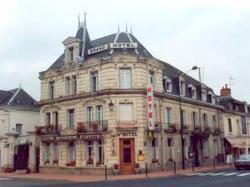 Hotel Le Grand Hotel Château-du-Loir