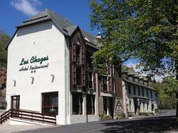 Hôtel des Chazes Saint-Jacques-des-Blats