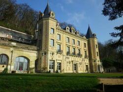 Hotel Chateau de Perreux Nazelles-Négron