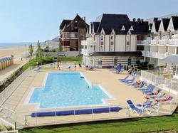 Photo de la résidence Pierre & Vacances Premium « Résidence De La Plage » à Le Crotoy