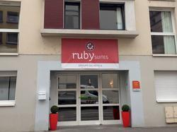 Ruby Suites Quartier Les Halles Strasbourg