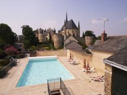 Citotel Hotel Le Relais Du Bellay