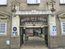 Hotel Des 3 Marchands Nantes
