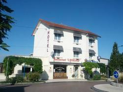 Hôtel Restaurant Bellevue Beaune