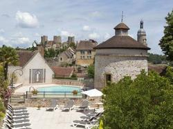 Logis Grand Hotel Montespan-Talleyrand Bourbon-l\'Archambault
