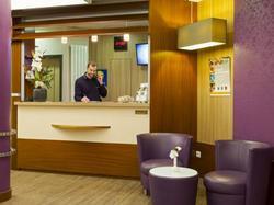 Comfort Suite Rive Gauche Lyon Centre Lyon