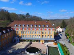 Grand hôtel thermal Evaux-les-Bains