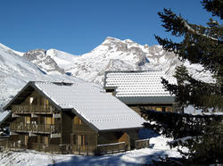 Hotel Les Chalets d'Aurouze La Joue du Loup