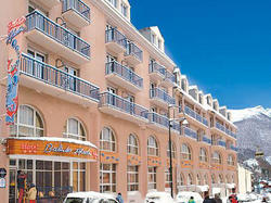 Hôtel-Résidence Balnéo Aladin Cauterets