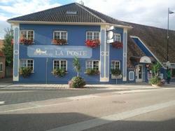 Hotel Restaurant De La Poste Bantzenheim