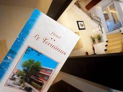 Hotel Le Terminus Le Lavandou