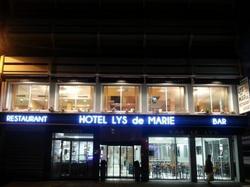 Hôtel Lys de Marie Lourdes