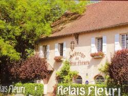 Logis Le Relais Fleuri Avallon