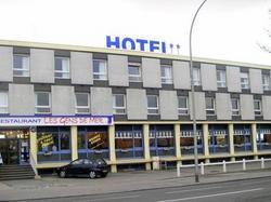 Hôtel Les Gens De Mer - Boulogne