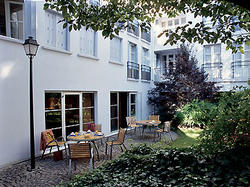 Lägenhetshotell Adagio Paris Montmartre : Hotel Paris 18