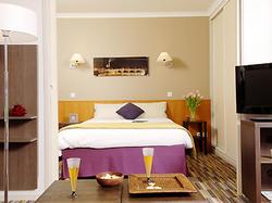 Lägenhetshotellet Adagio Porte de Versailles Issy-les-Moulineaux