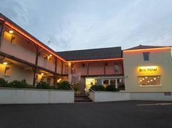 Brit Hotel Aux Hortensias Lannion