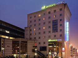 all seasons Le Mans Gare Sud (futur ibis Styles)