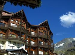 Hotel Odalys Le Silveralp Val-Thorens