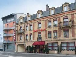 Hotel Le Pelican Charleville-Mézières