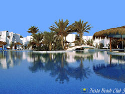 hotel fiesta beach resort djerba