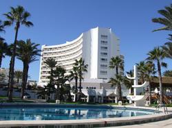 hotel chams el hana sousse