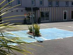 Inter-Hotel Saint-Lô Saint-Lô