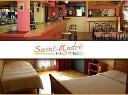 Hotel Hôtel Saint-André Marignane