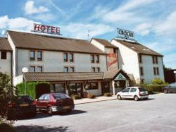 Hotel Hotel Crocus Dieppe Falaise Saint-Aubin-sur-Scie
