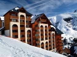 Odalys Résidence du Soleil Les-Deux-Alpes