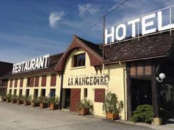 Hotel Relais Paris Bale - Restaurant La Mangeoire