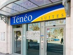 Teneo Apparthotel Bordeaux Bordeaux