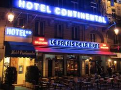 Hotel Continental Lille